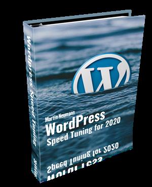 WordPress Speed Tuning for 2020