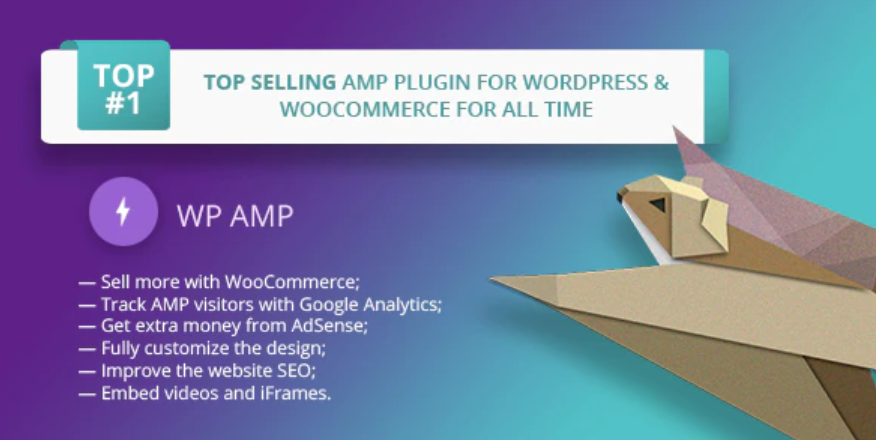 WP Amp - Top selling AMP plugin for WordPress & Woocommerce